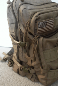 seibertron tactical backpack review