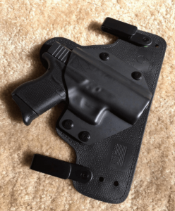what the best iwb holster