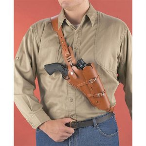 what is a bandolier holster