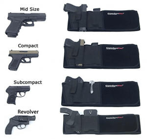 comfort tac XL fits small and big handguns