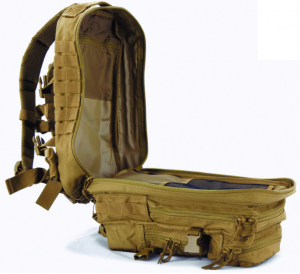 red rock assault backpack