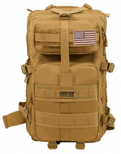 seibertron tactical backpack