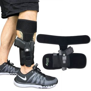CONCEALED CARRIER (TM) Ankle Holster