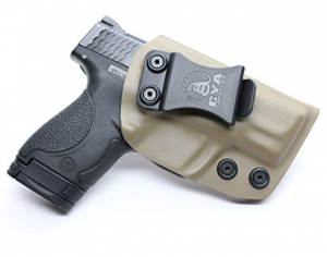 CYA Supply Co. IWB Holster Fits Smith & Wesson M&P Shield 9MM.40 S&W