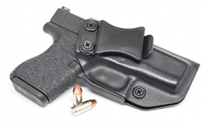 Concealment Express IWB KYDEX Holster fits GLOCK 43 Custom Molded Fit