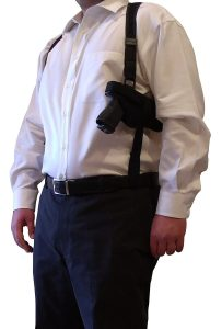 King Holster tactical shoulder holster