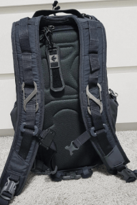 edc ready backpack back