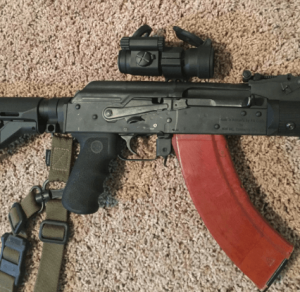 aimpoint pro ak47 scope