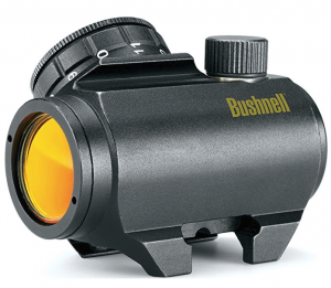 best budget red dot sight for ar15 from bushnell