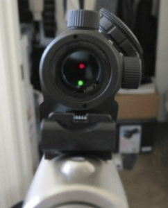bushnell trophy red dot sight riflescope
