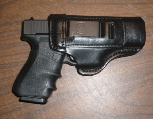 gould and goodrich iwb holster for glock 19