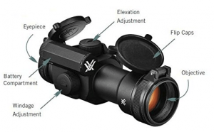 vortex optics strikefire 2 review